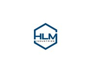 HLM Industries Logo - Entry #154