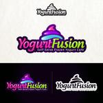 Self-Serve Frozen Yogurt Logo - Entry #59