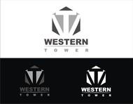 Western Tower  Logo - Entry #4