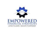 Empowered Financial Strategies Logo - Entry #435
