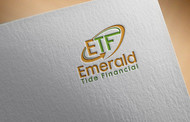 Emerald Tide Financial Logo - Entry #137