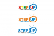 Move Up TV Training  Logo - Entry #38