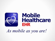 Mobile Healthcare EHR Logo - Entry #72