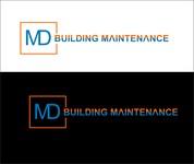 MD Building Maintenance Logo - Entry #137