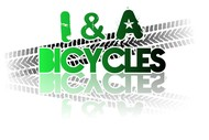i & a Bicycles Logo - Entry #3