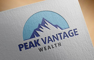 Peak Vantage Wealth Logo - Entry #120