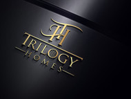 TRILOGY HOMES Logo - Entry #118