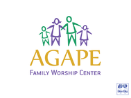 Agape Logo - Entry #27