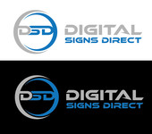 Digital Signs Direct Logo - Entry #6