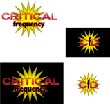 Critical Frequency Logo - Entry #45