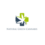 Natural Green Cannabis Logo - Entry #98
