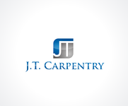 J.T. Carpentry Logo - Entry #9