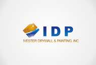 IVESTER DRYWALL & PAINTING, INC. Logo - Entry #119