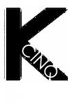 K-CINQ  Logo - Entry #82