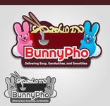 Bunny Pho Logo - Entry #15