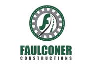Faulconer or Faulconer Construction Logo - Entry #334