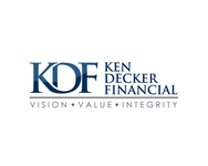 Ken Decker Financial Logo - Entry #97