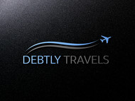 Debtly Travels  Logo - Entry #16
