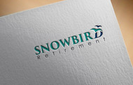 Snowbird Retirement Logo - Entry #76