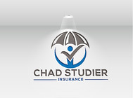 Chad Studier Insurance Logo - Entry #336