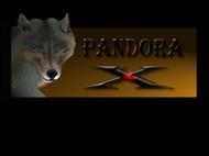 Pandora X Logo - Entry #60