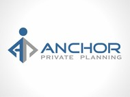 Anchor Private Planning Logo - Entry #17