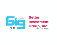 Better Investment Group, Inc. Logo - Entry #102