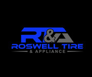 Roswell Tire & Appliance Logo - Entry #114