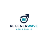 Regenerwave Men's Clinic Logo - Entry #94