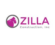 Zilla Construction, Inc Logo - Entry #54