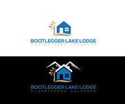 Bootlegger Lake Lodge - Silverthorne, Colorado Logo - Entry #84
