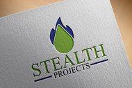 Stealth Projects Logo - Entry #212