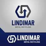 Lindimar Metal Recycling Logo - Entry #218