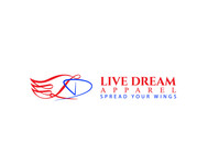 LiveDream Apparel Logo - Entry #533
