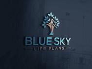 Blue Sky Life Plans Logo - Entry #111