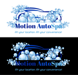 Motion AutoSpa Logo - Entry #183