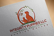 Integrity Puppies LLC Logo - Entry #81