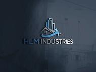 HLM Industries Logo - Entry #32