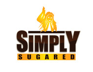 Simply Sugared Logo - Entry #41