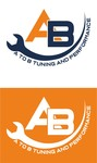 A to B Tuning and Performance Logo - Entry #109