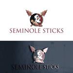 Seminole Sticks Logo - Entry #25