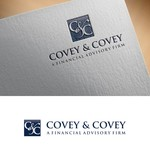 Covey & Covey A Financial Advisory Firm Logo - Entry #169