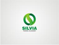 Silvia Tennis Academy Logo - Entry #129