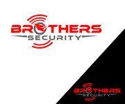Brothers Security Logo - Entry #162
