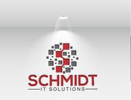 Schmidt IT Solutions Logo - Entry #94