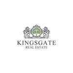 Kingsgate Real Estate Logo - Entry #120