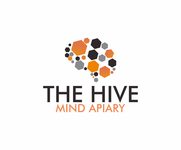 The Hive Mind Apiary Logo - Entry #137