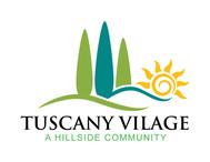 Tuscany Village Logo - Entry #122