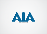 AIA CONTRACTORS Logo - Entry #64