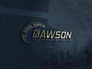 Dawson Transportation LLC. Logo - Entry #95